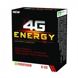 Quantumpharm, 4G Energy (20 capsule)