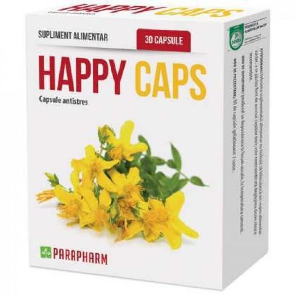 Quantumpharm, Happy Caps (30 capsule)