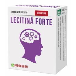 Quantumpharm, Lecitina Forte (30 capsule)