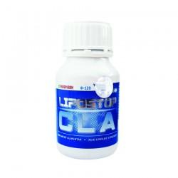 Quantumpharm, Lipostop CLA (120 capsule gelatinoase moi)
