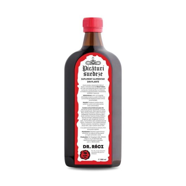Quantumpharm, Picaturi suedeze (500 ml)