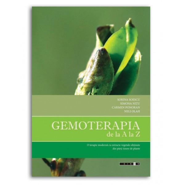 Gemoterapia de la A la Z (carte)