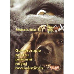 Gemoterapie pentru prietenii nostri necuvantatori (carte)