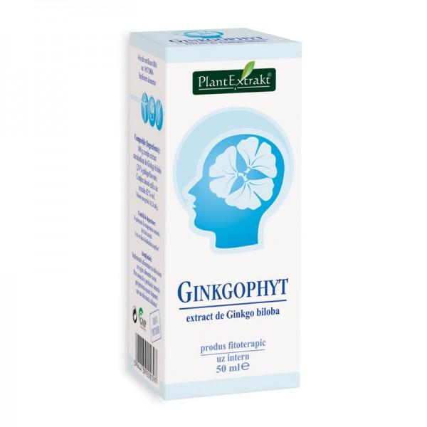 Ginkgophyt TM (50 ml), Plantextrakt
