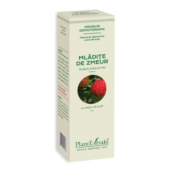 Mladite de zmeur - Gemoderivat (monodoze x 1,5 ml)