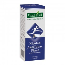 Nicotan Antitabac Plant (30ml), Plantextrakt