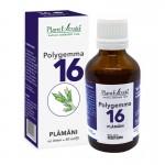 Polygemma 16 - Plamani (50 ml), Plantextrakt