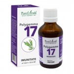 Polygemma 17 - Imunitate (50 ml), Plantextrakt