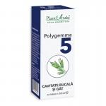 Polygemma 5 - Cavitate bucala si gat (50 ml), Plantextrakt