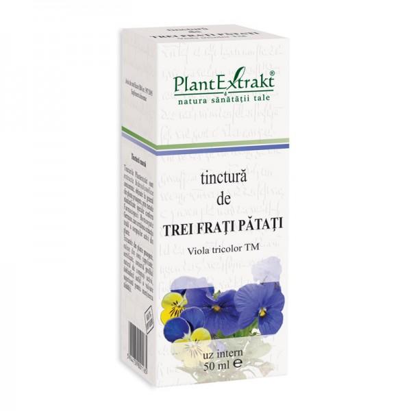 Tinctura de trei frati patati - Viola Tricolor TM (50 ml), Plantextrakt