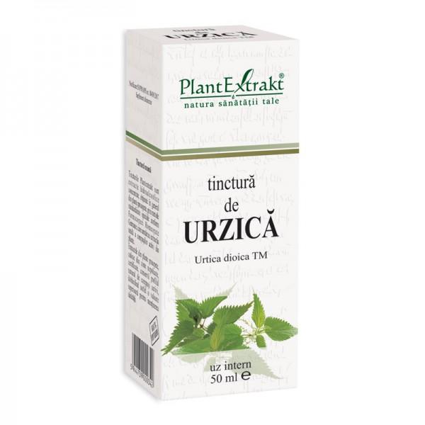 Tinctura de urzica - Urtica Dioica TM (50 ml), Plantextrakt