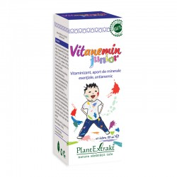 Vitanemin Junior (100 ml), Plantextrakt