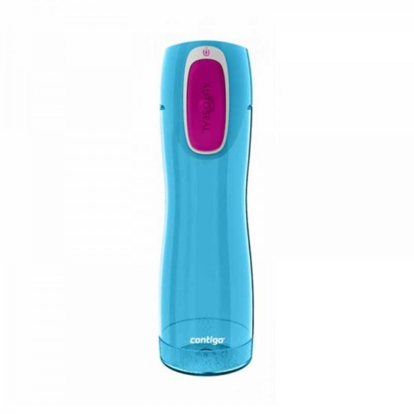 Sticla de apa cu sistem Autoseal Contigo Rush 550 ml sky blue