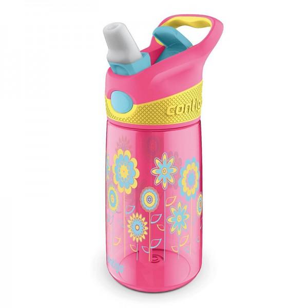 Sticla de apa pentru copii Contigo Striker 415 ml cherry blossom