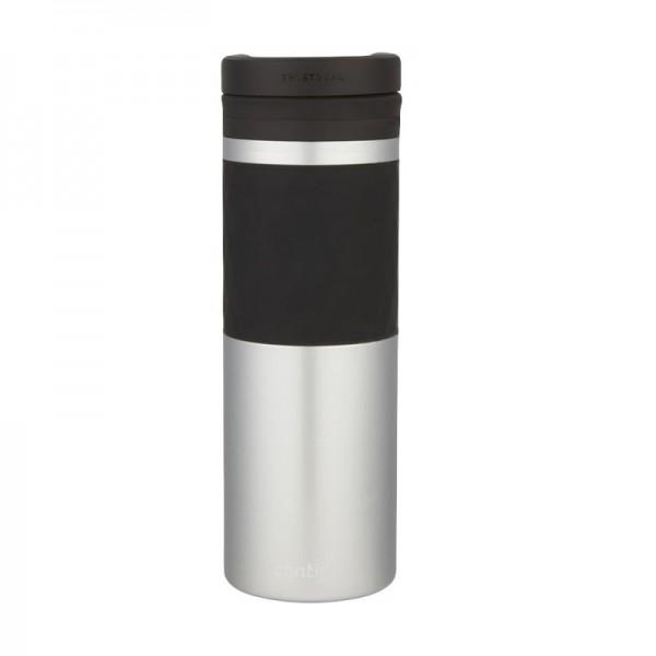 Termos din otel inoxidabil Contigo Twistseal Glaze 470 ml stainless steel