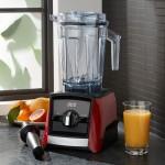 Blender Vitamix A2500i rosu