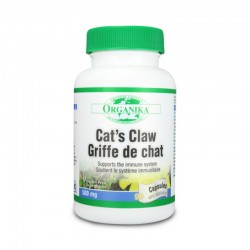 Gheara matei 125 mg intaritor imunitar (90 capsule), Organika Canada