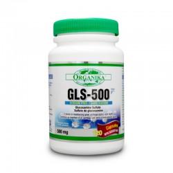 GLS-500 Glucozamina Sulfat (120 capsule), Organika Canada