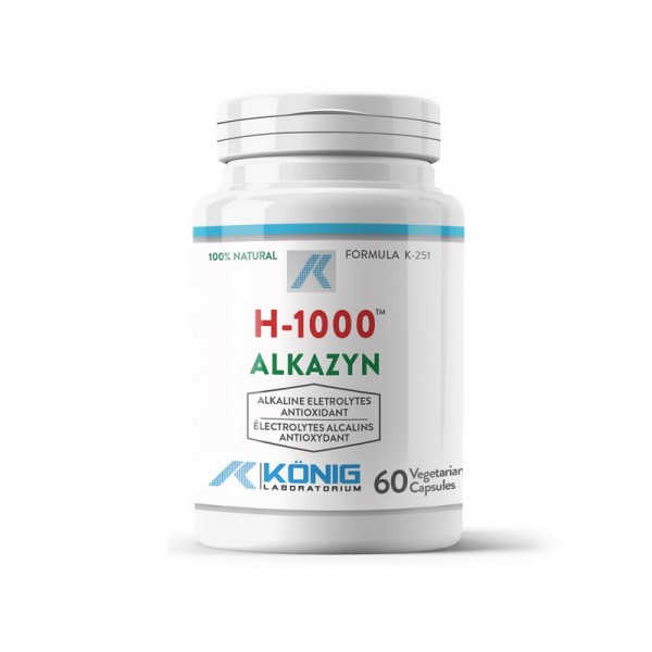 H-1000 Alkazyn (60 capsule), Konig Laboratorium
