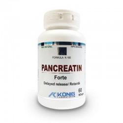 Pancreatina Forte (60 capsule), Konig Laboratorium