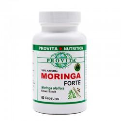 Moringa Forte 3000 mg (60 capsule), Provita Nutrition