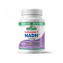 NADH+ 12.5 mg (30 capsule), Provita Nutrition