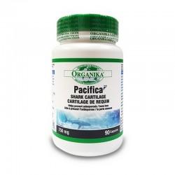 Cartilaj de rechin 750 mg (90 capsule), Organika Canada