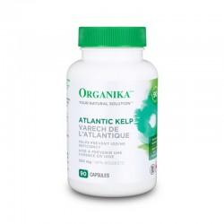 Kelp Atlantic 500 mg (90 capsule), Organika Canada