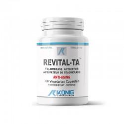 Revital-Ta Activator de telomeraza (60 capsule), Konig Laboratorium