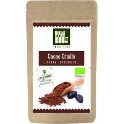 Cacao criollo pudra (125 gr), RawBoost