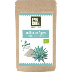 Inulina de agave pudra ecologica (200 gr), RawBoost