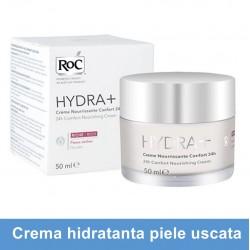HYDRA + Crema Hidratanta Nutritiva (50 ml), RoC
