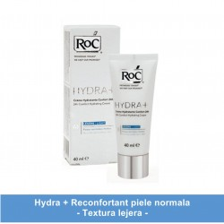HYDRA + Crema Hidratanta Reconfortanta (40 ml), RoC