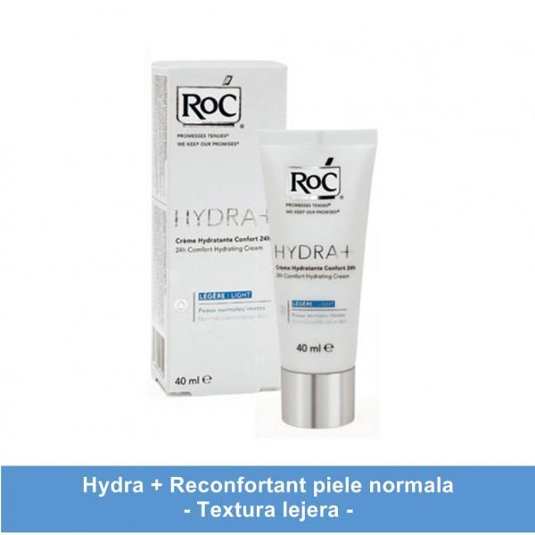 HYDRA + Crema Hidratanta Reconfortanta (40 ml), RoC