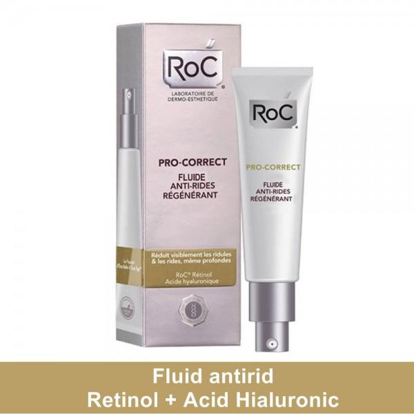 PRO CORRECT Fluid antirid (40 ml), RoC