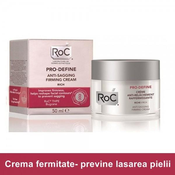 PRO DEFINE Crema pentru fermitate (50 ml), RoC