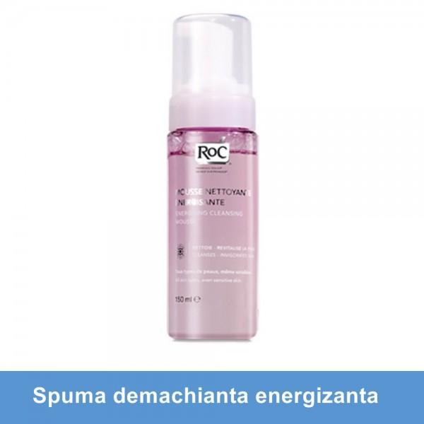 Spuma demachianta energizanta (150 ml)