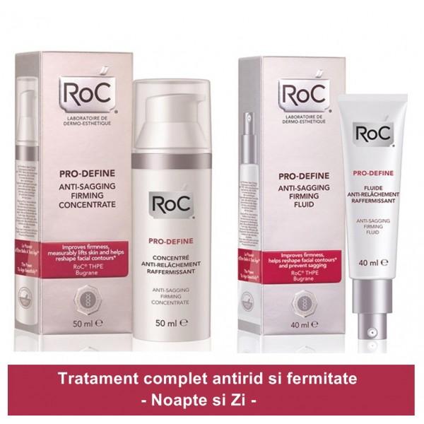 Pro Define Tratament Antirid si Fermitate ZI-NOAPTE, RoC