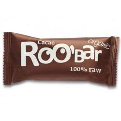 Baton raw bio cu cacao (50g)