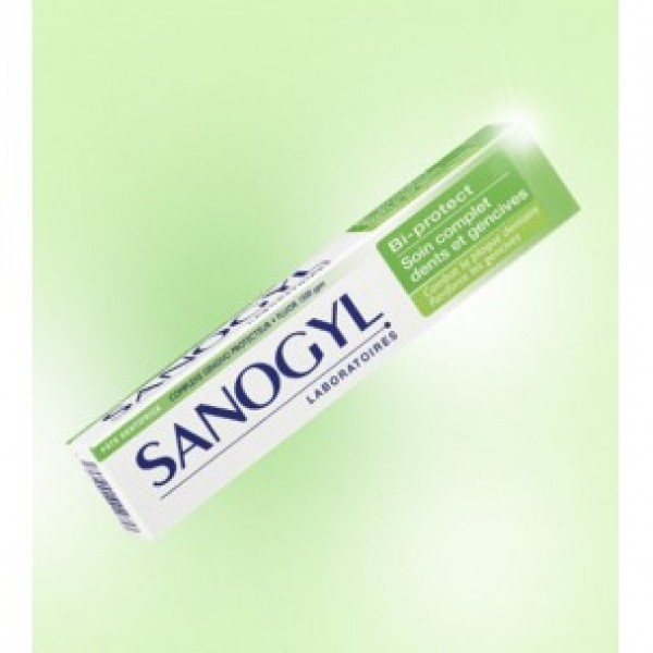 Sanogyl Bi-protect Pasta completa pentru dinti si gingii (75ml)