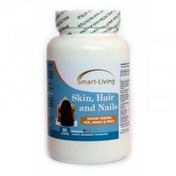 Skin, Hair and Nails (90 capsule), Smart Living