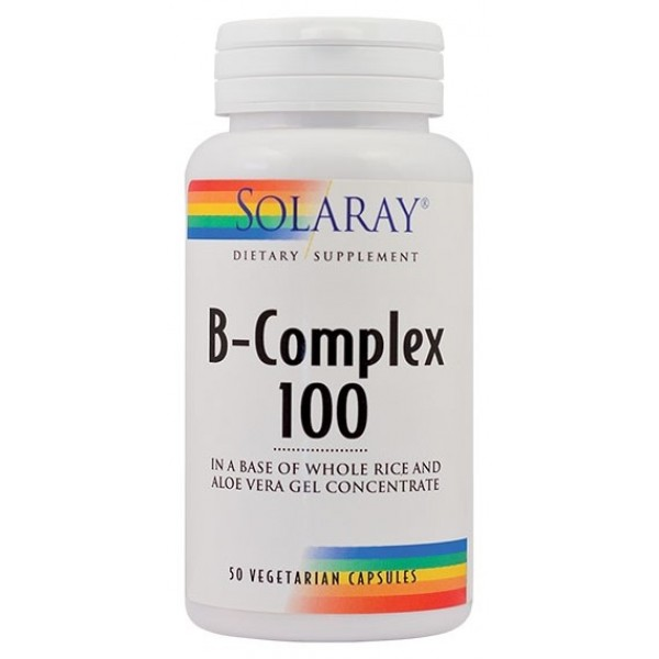 B-Complex 100mg (50 capsule)