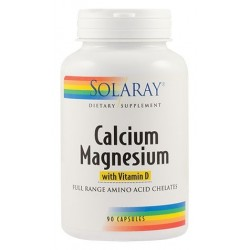 Calcium Magnesium with Vitamin D (90capsule)