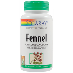 Fennel 450mg (100capsule) (Fenicul)