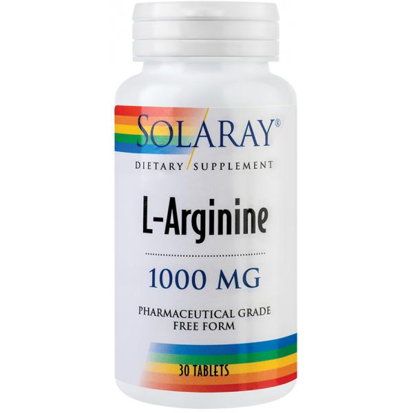 L-Arginine (30 tablete)