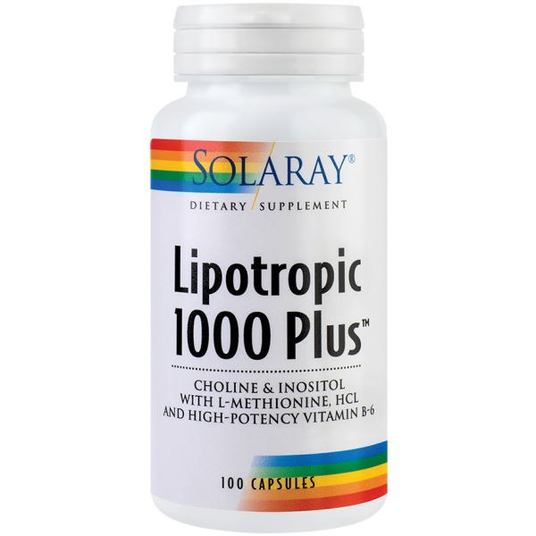 Lipotropic 1000 Plus (100 capsule)