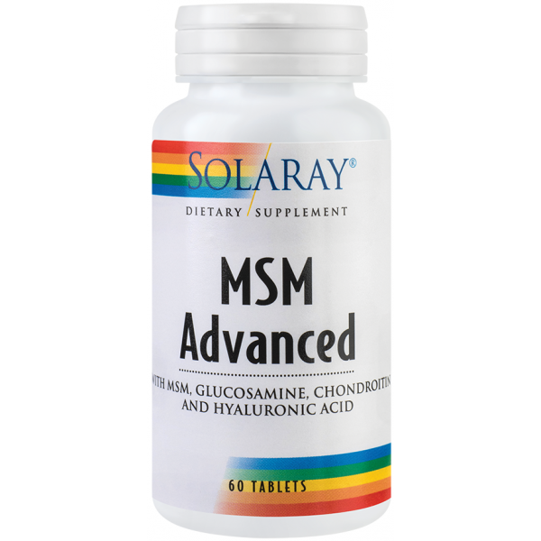 MSM Advanced (60 capsule)