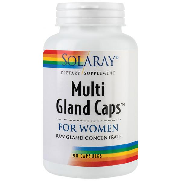 Multi Gland Caps for Woman (90 capsule)