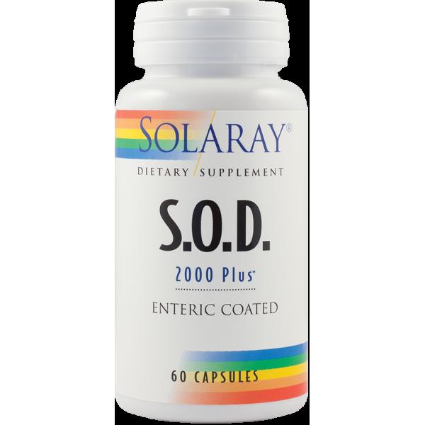 S.O.D. 2000 Plus (60 capsule)