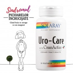 Uro-care with Cranactin (30 capsule vegetale)